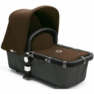 Bugaboo Cameleon Tailored Fabric Canvas in Dark Brown