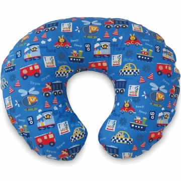 Boppy Cottony Cute Slipcover - Beep Beep