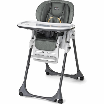 Chicco Vinyl Polly High Chair - Sedona