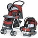 Chicco Cortina KeyFit 30 Travel System - Element