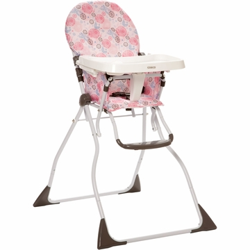 Cosco SlimFold High Chair - Casey