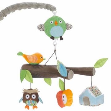 Skip Hop Treetop Friends Crib Mobile