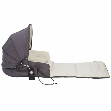 Valco Hush Twin Trimode Bassinet - Arctic