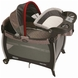 Graco Silhouette Pack n Play Playard - Finley