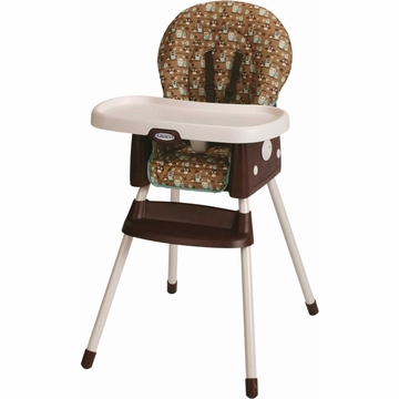 Graco SimpleSwitch High Chair & Booster - Little Hoot