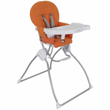 Joovy Nook High Chair in Orangie