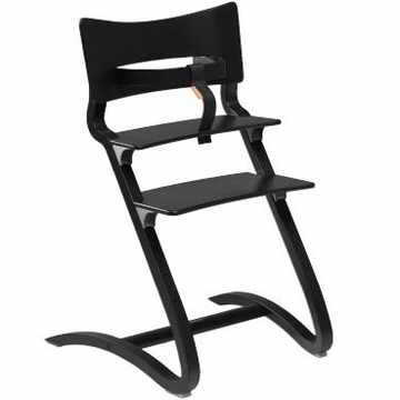 Leander High Chair in Black