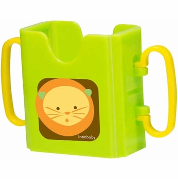 Innobaby Packin' Smart Keepaa Drink Holder - Lime Sorbet