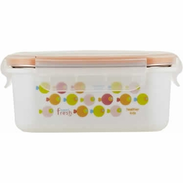 Innobaby Keepin' Fresh Stainless 15 oz Bento - Fish/Orange