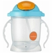Innobaby Sippin' Smart EZ Flow Straw Sippy - Blue