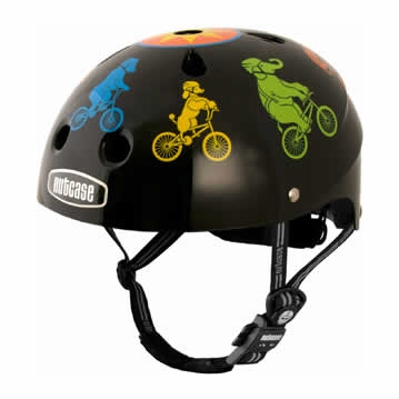 Nutcase Little Nutty Circus Ride Street Helmet