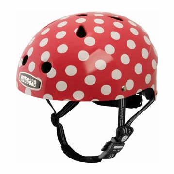 Nutcase Little Nutty Simi Mini Dots Street Helmet
