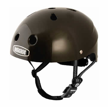 Nutcase Little Nutty Black Pearl Street Helmet