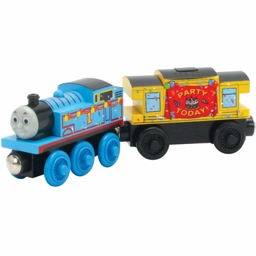 Thomas & Friends Wooden Railway Birthday Thomas & The Musical Caboose