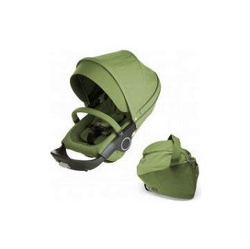 Stokke Xplory Style Kit Seat in Light Green