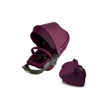 Stokke Xplory Style Kit Seat in Purple