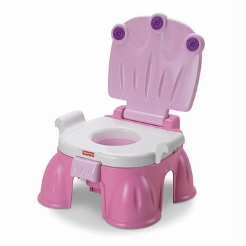 Fisher-Price Pink Princess Royal Potty Restage
