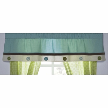 KidsLine Toy Land Window Valance