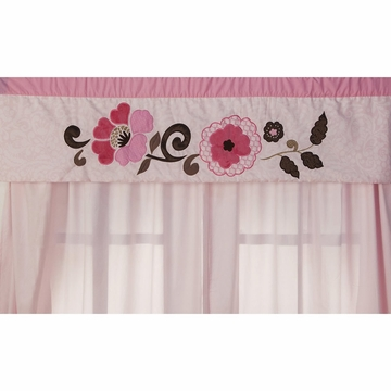 KidsLine Juliana Window Valance
