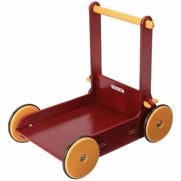 HABA Moover Baby Walker - Red