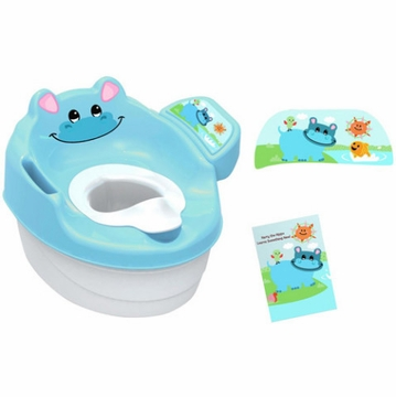 Summer Infant Storytime Potty - Hippo