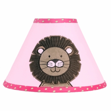 Sweet JoJo Designs Jungle Friends Lamp Shade