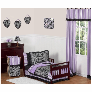 Sweet JoJo Designs Kaylee 5 Piece Toddler Bedding Set