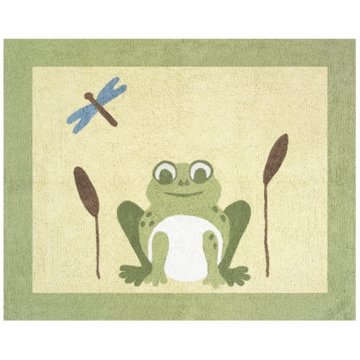 Sweet JoJo Designs Leap Frog Rug