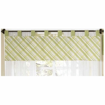 Sweet JoJo Designs Leap Frog Window Valance