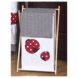 Sweet JoJo Designs Little Ladybug Hamper