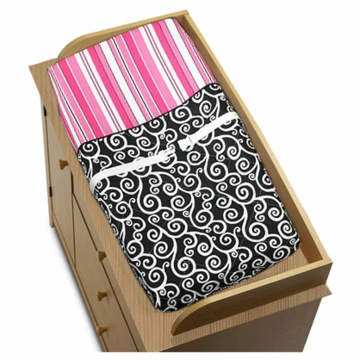 Sweet JoJo Designs Madison Changing Pad Cover
