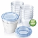 Avent 6 oz Breast Milk Storage 10-Piece Starter Set