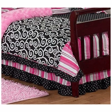 Sweet JoJo Designs Madison Toddler Bed Skirt