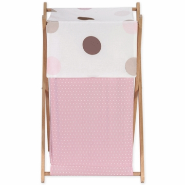 Sweet JoJo Designs Mod Dots Pink Hamper