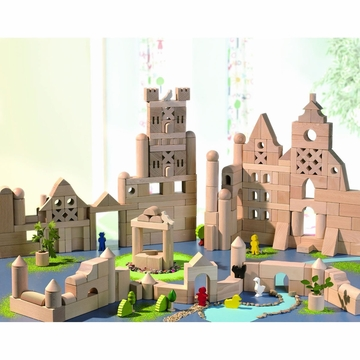 HABA Basic Building Blocks Starter Set - Extra Large