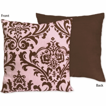 Sweet JoJo Designs Nicole Decorative Throw Pillow