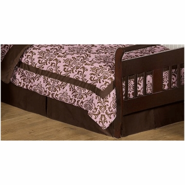 Sweet JoJo Designs Nicole Toddler Bed Skirt