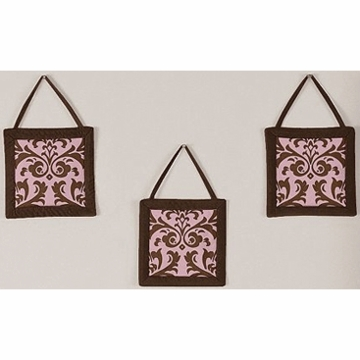 Sweet JoJo Designs Nicole Wall Hangings