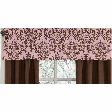 Sweet JoJo Designs Nicole Window Valance