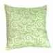 Sweet JoJo Designs Olivia Scroll Print Decorative Throw Pillow