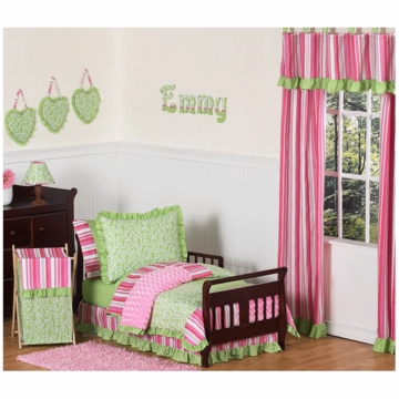 Sweet JoJo Designs Olivia 5 Piece Toddler Bedding Set