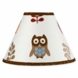 Sweet JoJo Designs Owl Lamp Shade