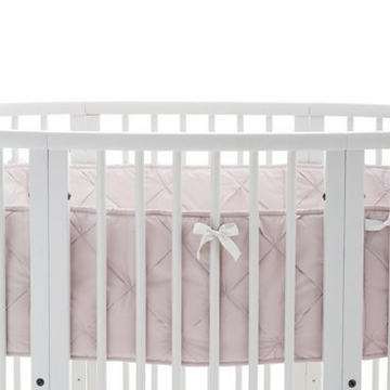 Stokke Sleepi Bumper in Rose