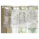 Sweet JoJo Designs Toile Window Valance