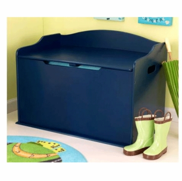 KidKraft Austin Toy Box in Blueberry