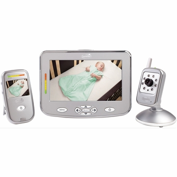 Summer Infant Complete Coverage Digital Color Video Monitor Set 28040