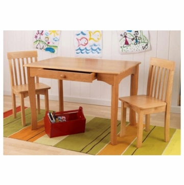 KidKraft Avalon Table & Chair Set in Honey