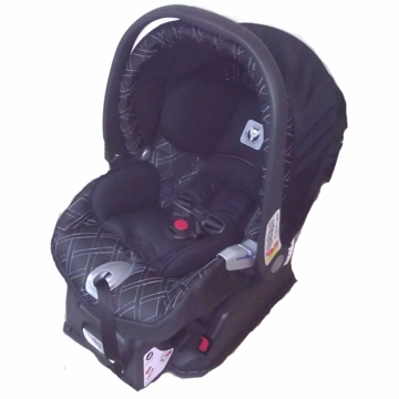 Peg Perego 2009 Primo Viaggio SIP 30/30 Infant Car Seat Black Tie