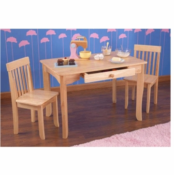 KidKraft Avalon Table & Chair Set in Natural