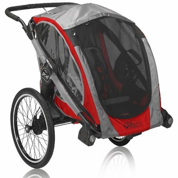 Baby Jogger POD Chassis - Crimson